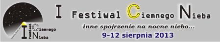 I Festiwal Ciemnego Nieba - sprawozdanie