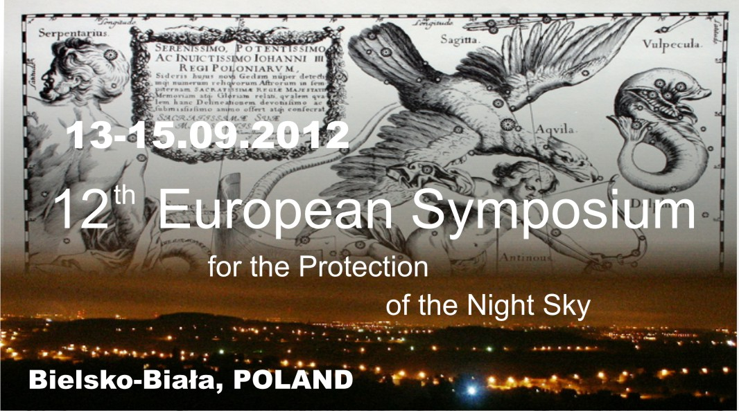12. Sympozjum Europejskie International Dark-Sky Association w Polsce