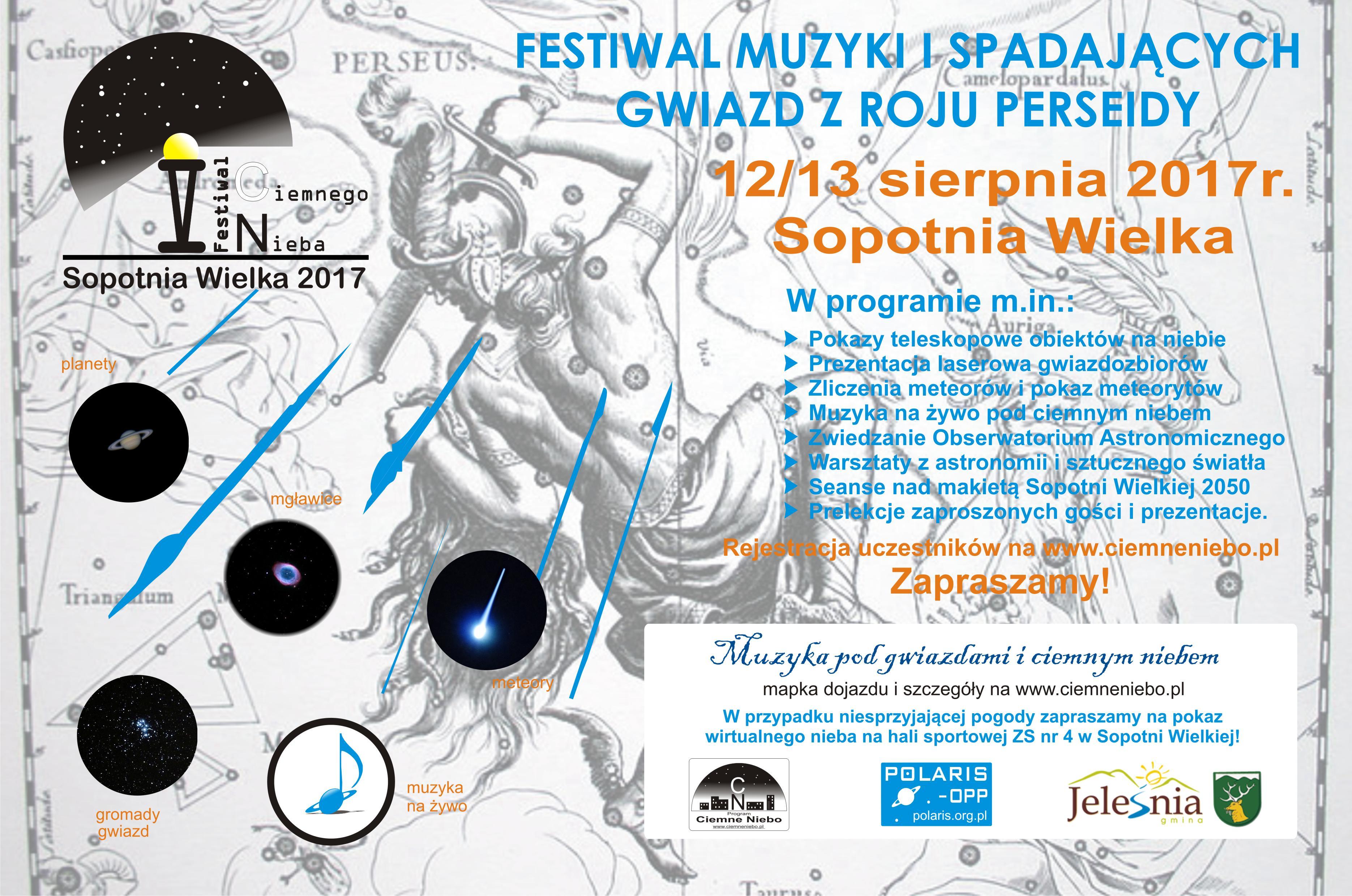 Ciemne Niebo V Festiwal Ciemnego Nieba Wspomnienie